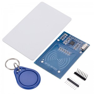 RFID tarjetas plásticas