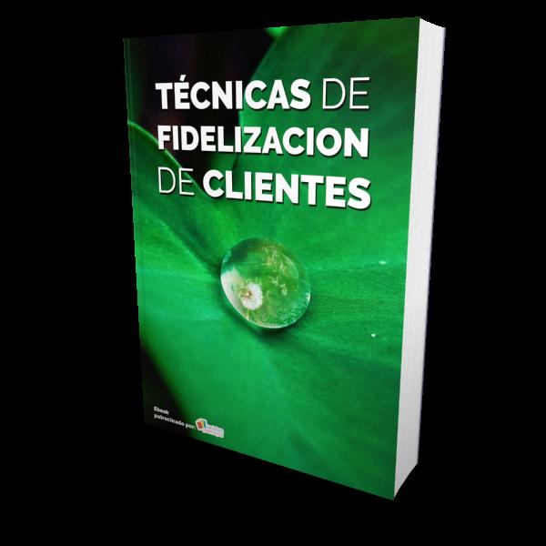 eBook Técnicas de fidelización de clientes