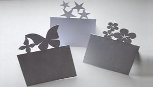 tarjetas metalicas plata