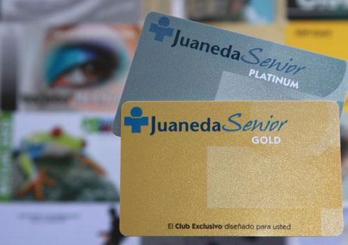 tarjetas pvc fondo metalizado