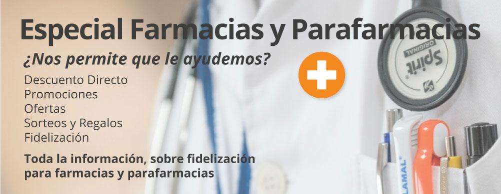 banner farmacias y parafarmacias